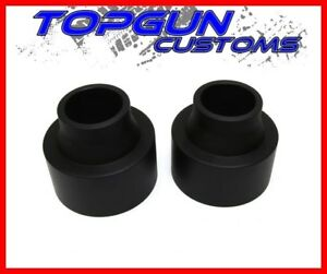 1999 2004 Jeep Grand Cherokee Wj 2 Front Coil Spring Spacer Lift Leveling Kit