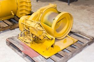 Auxiliary Winch For Galion 150fa