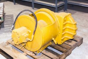 Tow Winch Assembly For Galion 150fa