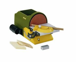 Proxxon Disc Benchtop Sander Polishing De-Burring Sanding Beveling Power Tools