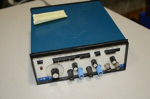 Exact 119 Function Generator Non Working