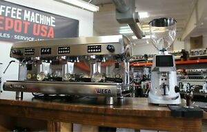 Wega Polaris 3 Group High Cup Commercial Espresso Machine