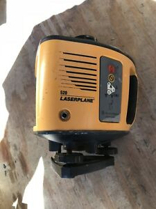 Spectra Physics 520 Rotary Laserplane Laser Level