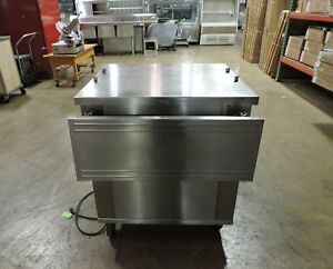 Seco 2st Commercial Stainless Steel Work Station