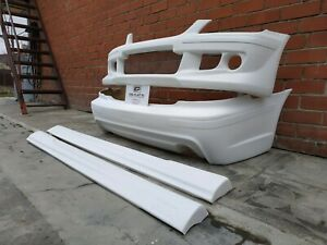 Bodykit Hks Style For Lexus Is200 Is300 Toyota Altezza Sxe10