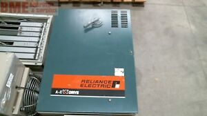 10 Hp Reliance Ac Drive 11 2 Kva ac Input 230 V 3 Ph Model 24c110