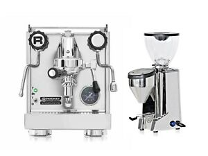 Rocket Appartamento Espresso Machine Cappuccino Coffee Maker Fausto Grinder