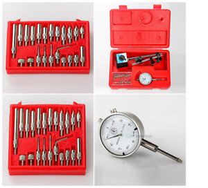 Industrial Tool Dial Indicator Set Test With On off Magnetic Base Supply