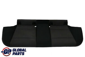 Bmw 1 Series E87 Rear Seat Couch Bench Sofa Fabric Cloth Moire Anthracite