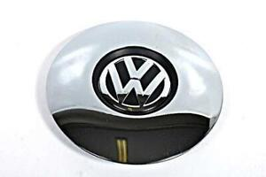 Genuine Wheel Center Hub Cover Chrome Black Heritage Vw Beetle 2012