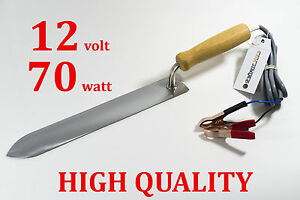 Electric Beekeeping Knife 12v 70wt Decapping Uncapping Bee Honey Equipment Hot