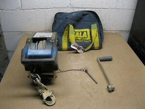 Dbi Sala Salalift Ii 2 60ft Confined Space Winch Free Shipping