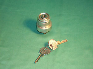Vintage Ignition Switch Neiman Germany Oldtimer Nos New