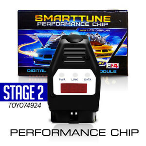 For 1996 To 2018 Toyota Corolla Better Mpg Smart Performance Chip Gas