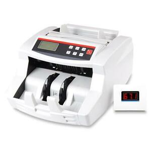 Pyle Prmc700 Wireless Automatic Bill Counter Digital Cash Money Banknote