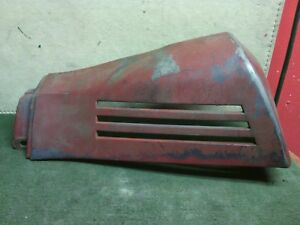 1967 Pontiac Grand Prix Convertible Lh Driver Front Fender Extension Used Oem