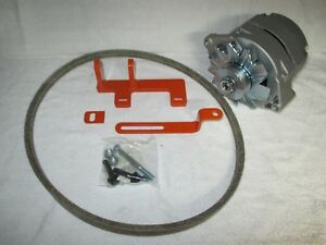 Allis Chalmers B C Ca D10 D12 D14 12 Volt Alternator Bracket Conversion Kit