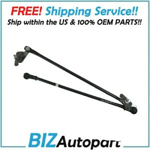 Genuine Windshield Wiper Transmission Linkage For 00 05 Accent Oem 98200 25000