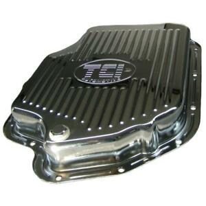 Tci 228011 Gm Th400 Chrome Plated Pan Stock Depth