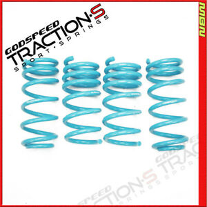 Gsp Ls ts pe 0008 Traction s Lowering Springs For Porsche Panmera 970 10 16