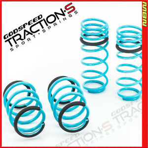 Gsp Ls ts hi 0006 Traction s Lowering Springs For Hyundai Veloster Turbo Fs