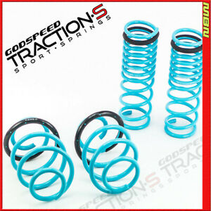Gsp Ls ts ha 0005 Traction s Lowering Springs For Honda Accord 2013 up Ct cr