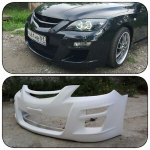 Front Bumper Autoexe For Mazda 3 Mps