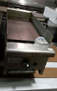 Used Royal 12 Nat Gas Countertop Griddle
