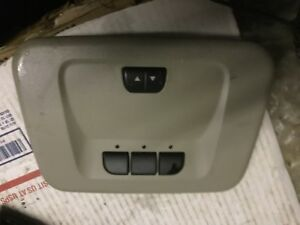 06 07 08 09 10 11 12 13 Chevy Impala Homelink Switch 25892058