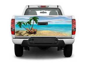 Vinyl Boat Car Truck Bed Tailgate Beach Graphics Decal Wrap Stickers