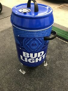 Bud Light Smoker Grill Charcoal Perfect For Your Tailgate Parties Dilly Dilly