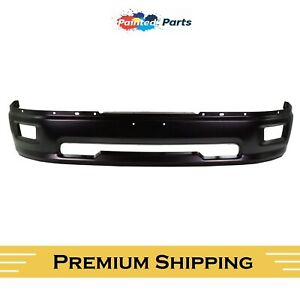 Fits Dodge Ram 1500 2009 2012 Front Bumper Face Bar Painted To Match Ch1002384