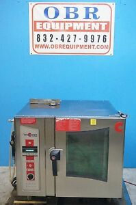 Cleveland Natural Gas Convotherm Combi oven Steamer Model Ogs 6 10