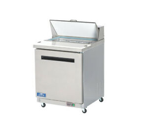 Commercial Kitchen Refrigerated Sandwich Salad Prep Table 29