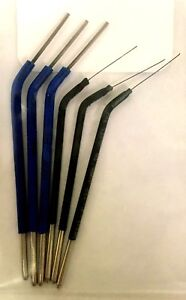 Mixed Dental Electrosurgery Tips T5 t7 Thickness set Of 6 Tips