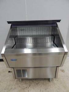 Federal Open Refrigerated Grab n Go Cooler Rss3sc 2b