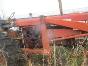 Ih Farmall 560 Project Tractor Bad Motor With Front End Loader