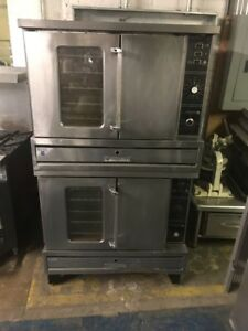 Garland Tte4 Double Electric Convection Oven