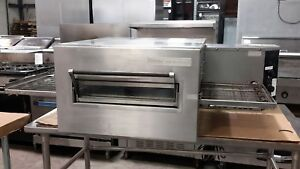 Used Lincoln Impinger 1116 Nat Gas Countertop Conveyor Oven