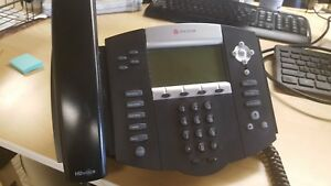 Polycom Soundpoint Ip 550 Voip Phone
