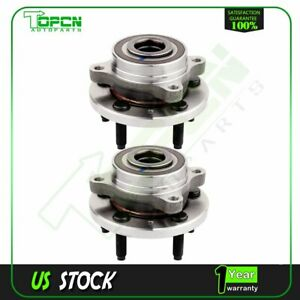 New 2 Rear Wheel Hub Bearing Assembly For Ford Flex Sel Sport Utility 09 12