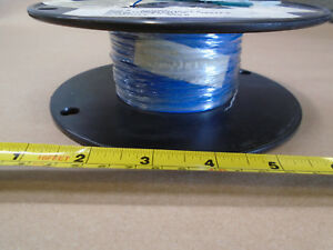 500 Ft Spool Ims M22759 18 24 6 24awg Blue Cable Wire 19 36 Spc 600v