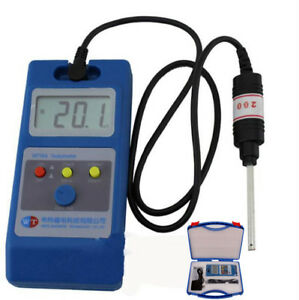 Wt10a Lcd Tesla Meter Gaussmeter Surface Magnetic Field Tester Free Fast Ship