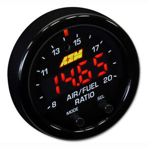 Aem 30 0334 X series Wideband Uego Afr Sensor Controller Gauge With Obdii