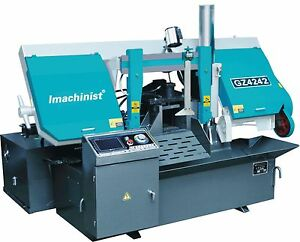 Automatic 16 1 2 Inch Metal Cutting Bandsaws Horizontal Cnc Band Saw Machines