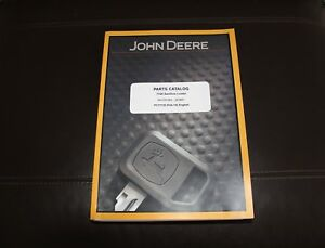 John Deere 710k Backhoe Loader Parts Catalog Manual Pc11122