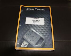 John Deere 310l Backhoe Loader Parts Catalog Manual Pc11321