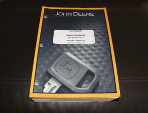 John Deere 310k Backhoe Loader Parts Catalog Manual Pc11110