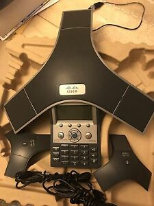 Cisco Cp 7937g Voip Conference Phone