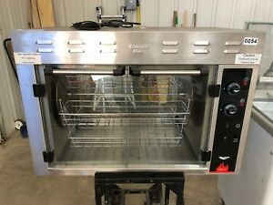 Vollrath 40841 Commercial Rotisserie Oven 15 Chicken Capacity